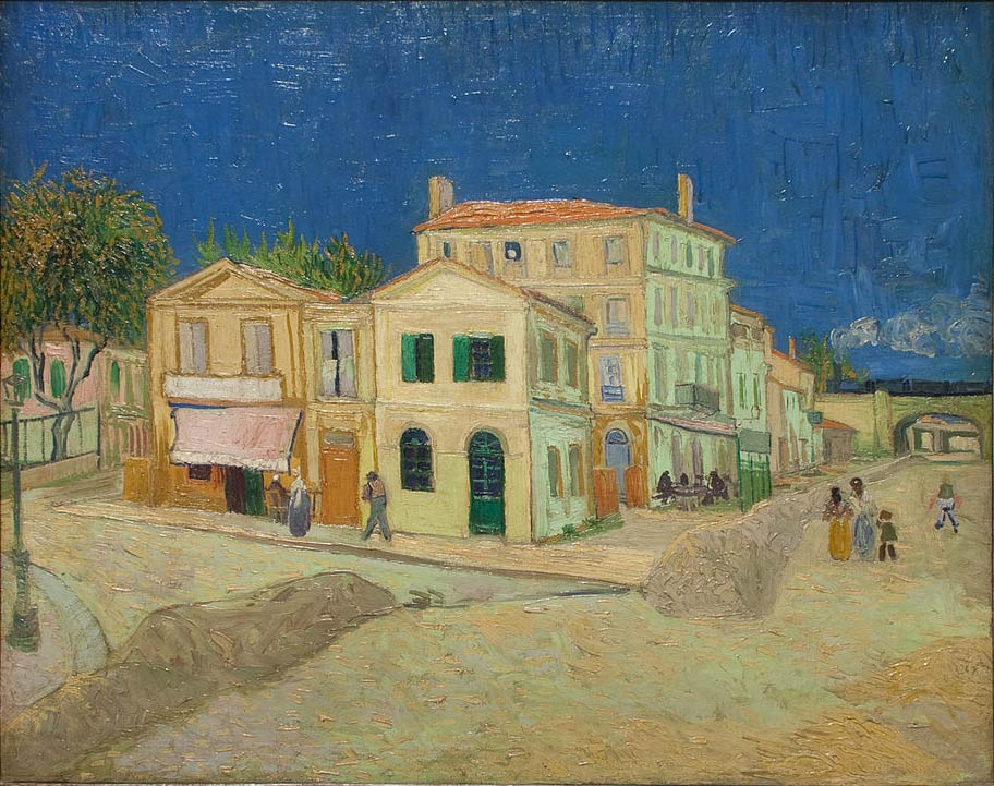 Yellow-House-by-Vincent-van-Gogh
