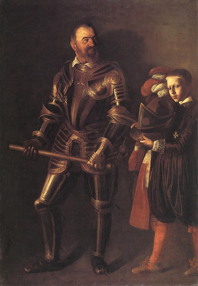 Le_Caravage_-_Portrait_d'Alof_de_Wignacourt