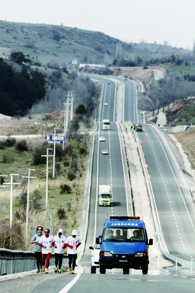 攝於土耳其安那托利亞高原
